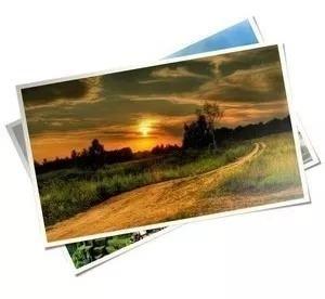 papel fotográfico adesivo masterprint a4 130g