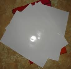 papel fotografico adhesivo brillante a4, pack 50unid