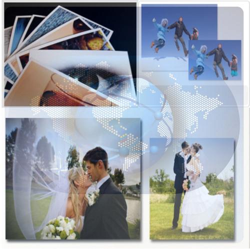 papel fotografico brillante 20 hojas 240 gm tam a4 210x297mm