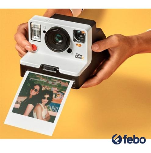 papel fotográfico para cámara instantanea zinc pack x20 febo