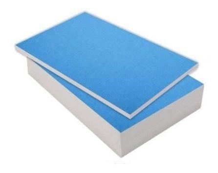 papel havir sublimatico a4 fundo azul 500 folhas 110g