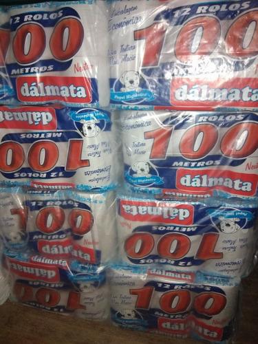 papel higienico 12 rollos de 100 metros