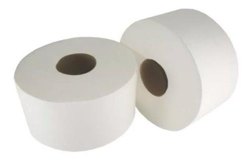 papel higienico 300 metros mts pack 8u blanco p / dispenser