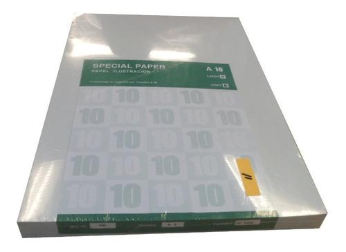 papel ilustración semi brillo a3 130 grs 250 hj laser dz1117