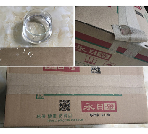 papel kraft cinta adhesiva de alta adherencia de contacto