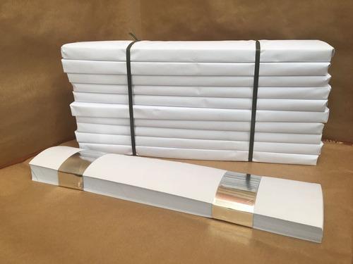 papel laminado para luzes com 160 folhas