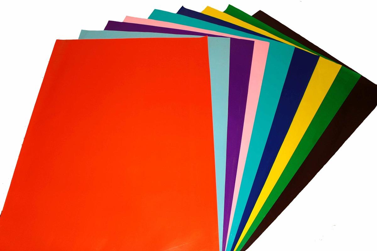 Papel lustre en varios colores en mercado libre for Papel de pared plata