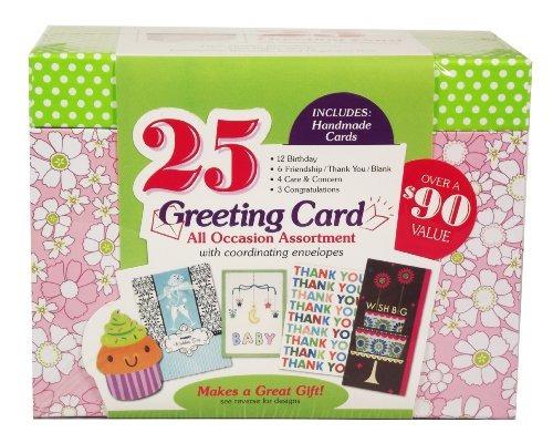 papel mágico toda la ocasión hecha a mano surtido tarjeta d