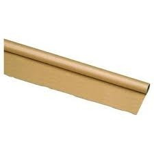 papel marrón 45 cm de ancho x 85 gr.