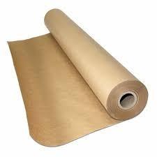 papel marrón 60 cm de ancho x 45 mts x 85 gr.