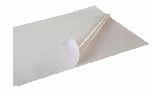 papel matte fosco auto adesivo a4 135gr- 20fls