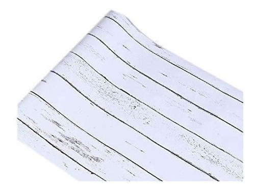 papel mural madera blanca