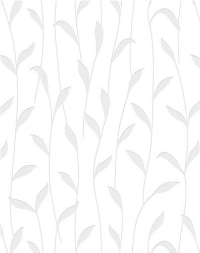 papel muresco vinilico hojas perlado relieve 37352 soul