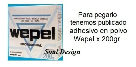 papel muresco vinilico madera 37321 soul