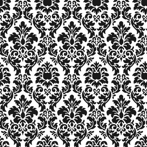 papel muresco vinilizado amarie 371 damasco negro soul