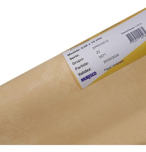 papel muresco vinilizado euro 14513 beige 11645 soul
