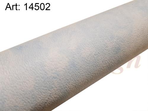 papel muresco vinilizado euro celeste 14502 soul