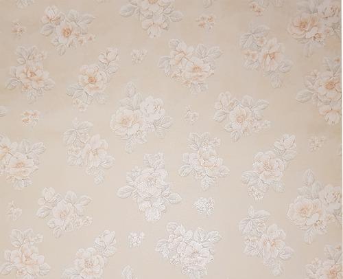 papel muresco vinilizado flor natural 34571 soul