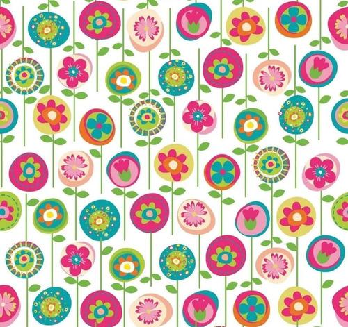 papel muresco vinilizado hashtag flor 99241 soul