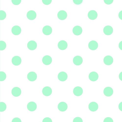 papel muresco vinilizado lunares verde aqua 32093 soul