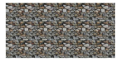 papel muresco vinilizado zen 3471-1 piedras grises