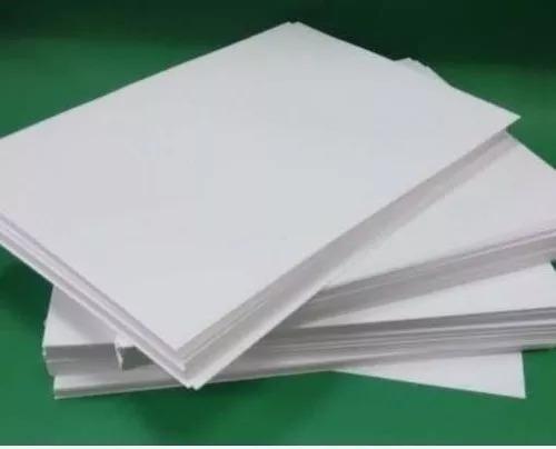 papel offset 180g/m2 com 500 folhas - tamanho a4