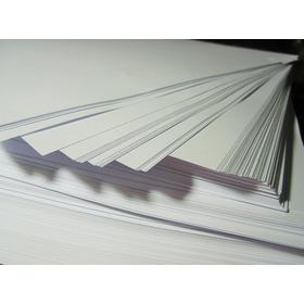 Papel Offset Sulfite 120g C/ 500 Fls Tamanho A4 210x297