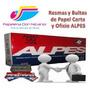 Resmas De Papel Oficio Alpes