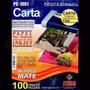 Papel Fotográfico Mate 100gr - 100 Hojas T/carta Incluye Iva