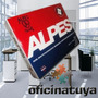 Papel Fotocopiadora Carta Alpes Factura Oficinatuya