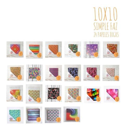 papel origami promo emprendedor 40% descuento