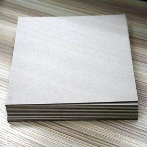 Papel Papelão Paraná Cinza Tipo Holler A5 25 Unid Cartonagem R