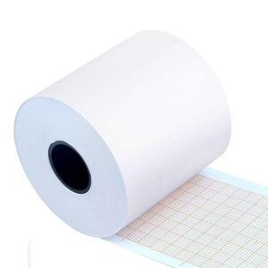 papel  para electrocardiógrafo 50 x 20. paquete x 10 u