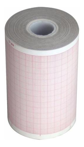 papel para electrocardiografo 80 x 20,paquete x 10 unidades