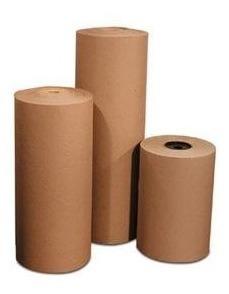 papel para envoltura kraft rollo 100 cm x 230 mts cal 120 gr