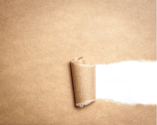 papel para envoltura kraft rollo 45cm 220 metros