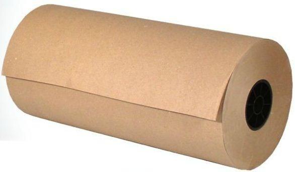 papel para envoltura kraft rollo 51 cm x 220 mt calib 120 gr en mercado libre. Black Bedroom Furniture Sets. Home Design Ideas