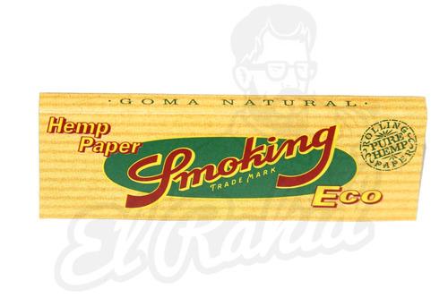papel para liar smoking  eco 1¼  50hojas pure hemp