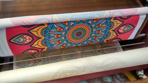 papel para sublimación - calandrado - ancho 160 cm - plotter