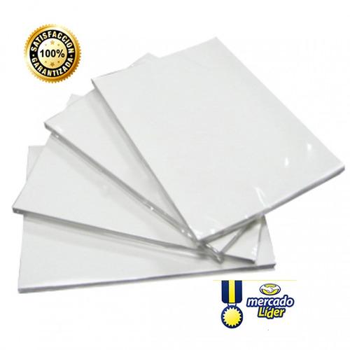 papel para sublimacion premium a4 a3 100 hojas al por mayor