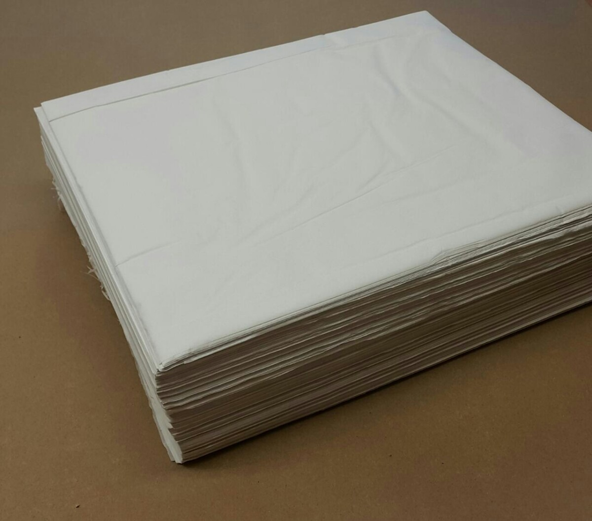 Papel para tortilla rh blanco 18 en mercado libre for Papel de pared blanco