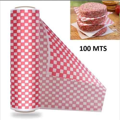 papel parafinado para hamburguesas comida otros