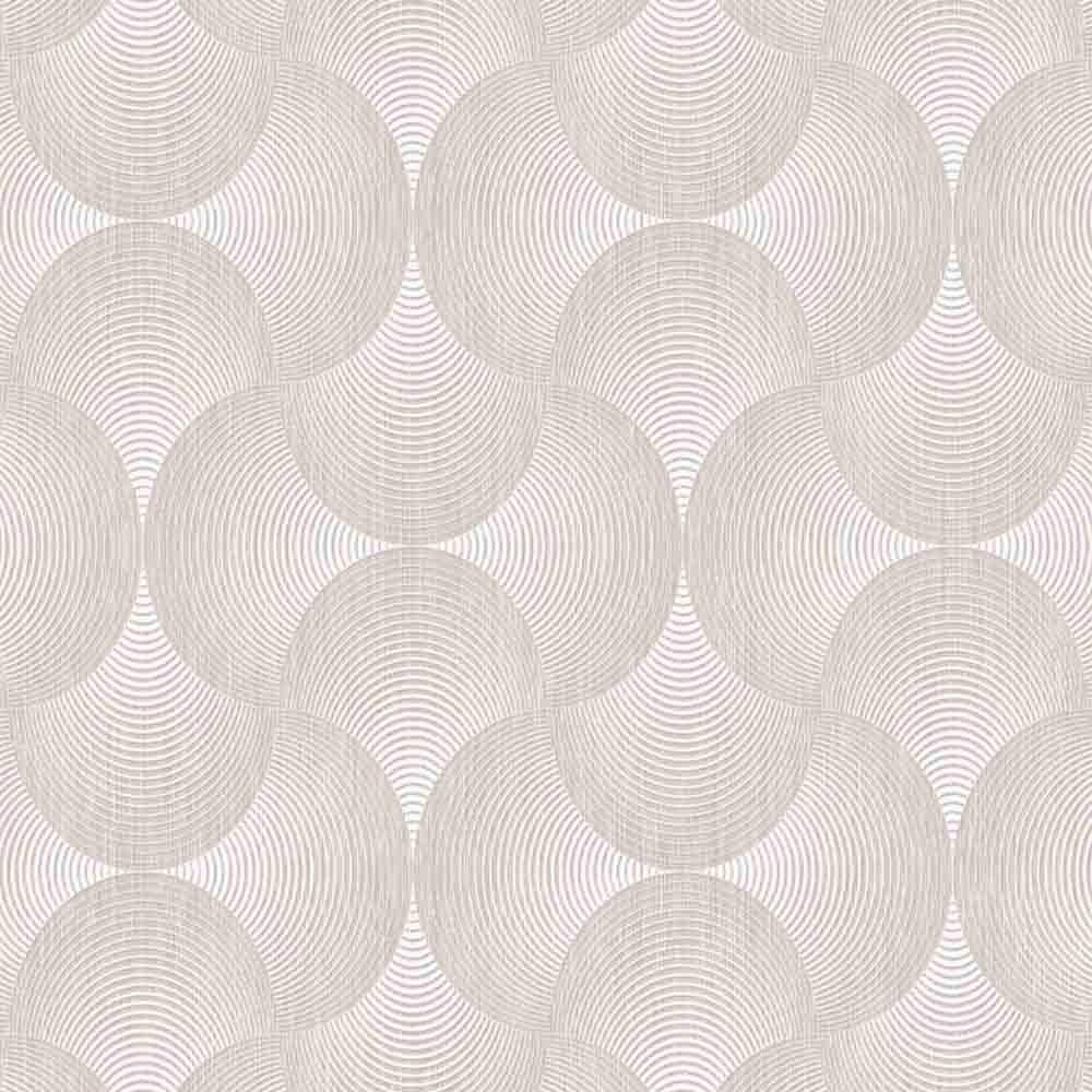 Papel parede 3d tons de cinza espiral quarto casal - Papel vinilico para paredes ...