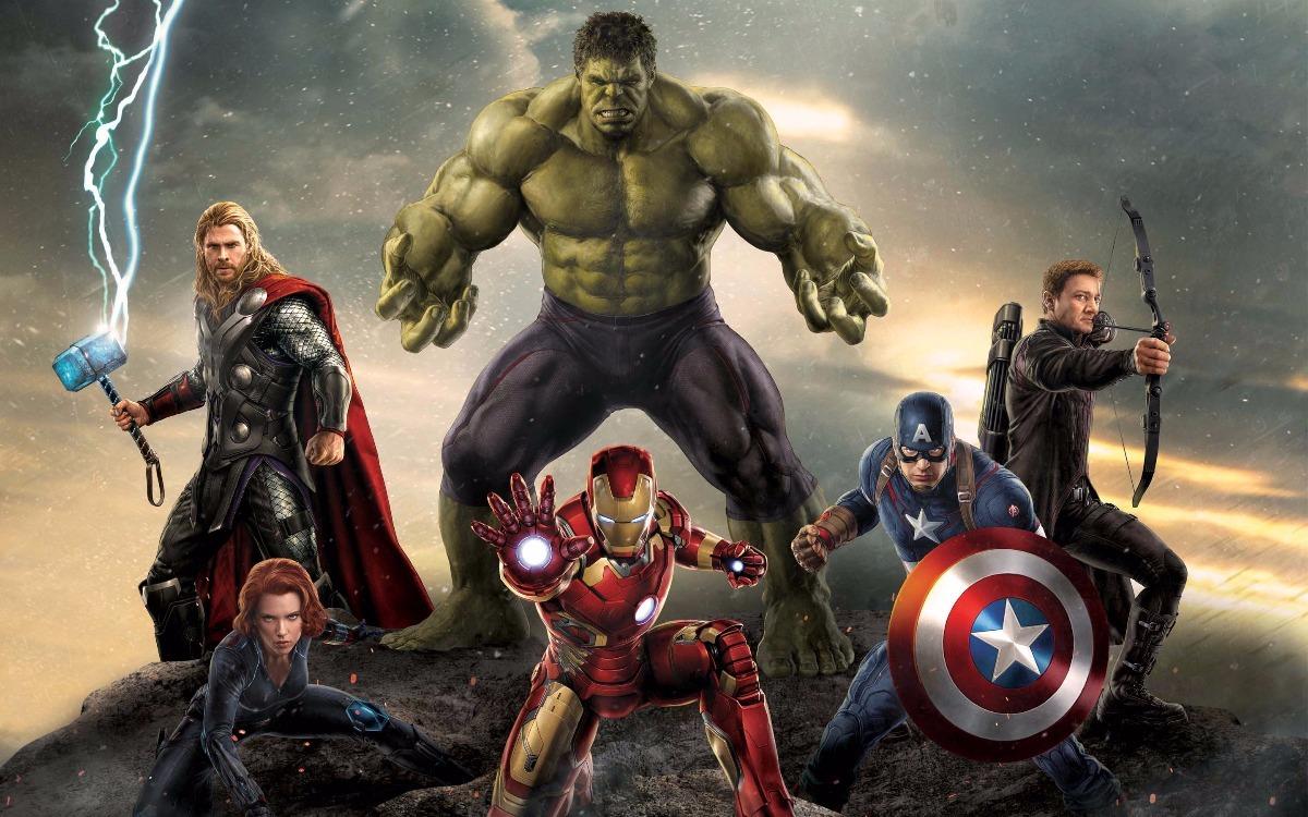 af7c16e4d01 Papel Parede Avengers Guerra Infinita Vingadores 2
