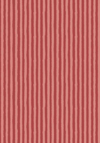 papel parede bobinex infantario listrado vermelho