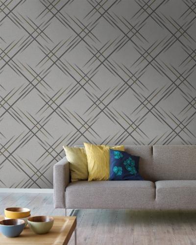 papel parede casabella moderno cinza e marrom