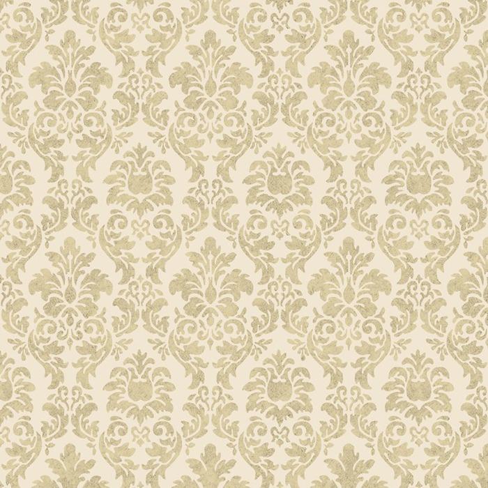 Papel parede corium arabesco bege claro muresco vinilico - Papel vinilico para paredes ...