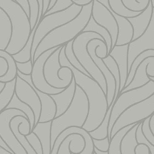 Papel parede importado vinilico nano moderno cinza nn24205 - Papel de pared moderno ...