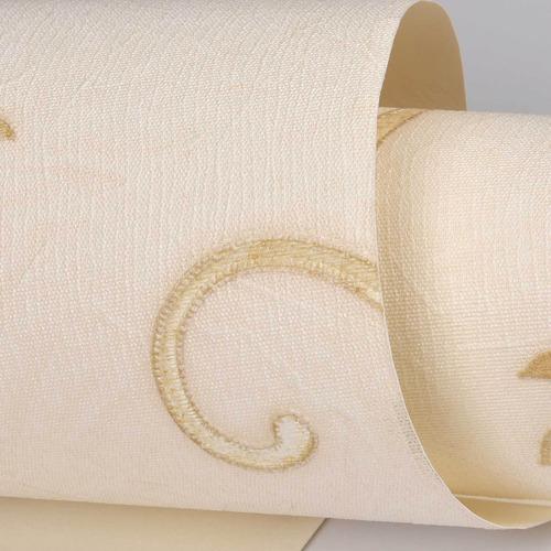 papel parede lavável vinílico 10x53 sala quarto + cola rr028