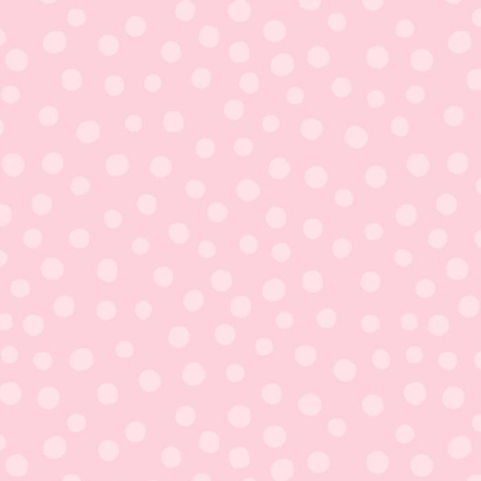 papel parede nido infantil vinilico lavavel bolinhas rosa